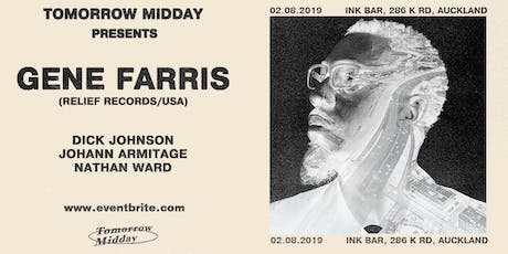 Gene Farris | Ink Bar tickets