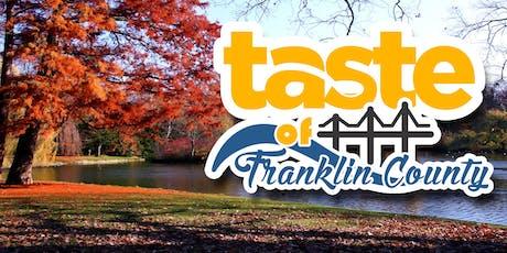 Taste of Franklin County 2019 tickets