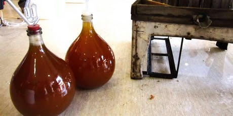 Making Apple Cider Vinegar tickets