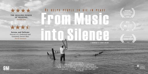 """From Music into Silence"" Geelong"