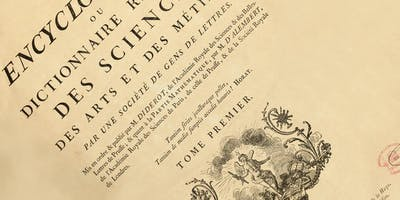 Books that Changed Humanity: Encyclopédie