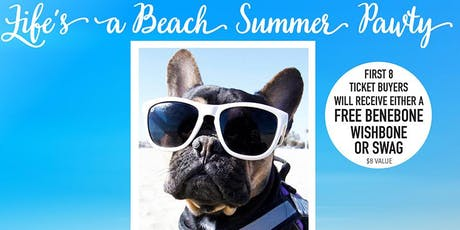 BarkHappy Baltimore: Life's A Beach Summer Pawty Benefiting Baltimore Humane Society tickets