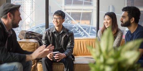 Socialhaus Pop-up: Talk to a stranger, make a friend tickets