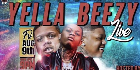 Yella Beezy Live at Tabu tickets