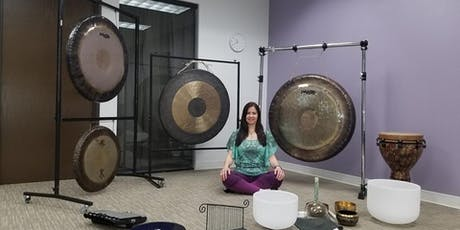 Gong and Bowl Meditation Sound Journey tickets