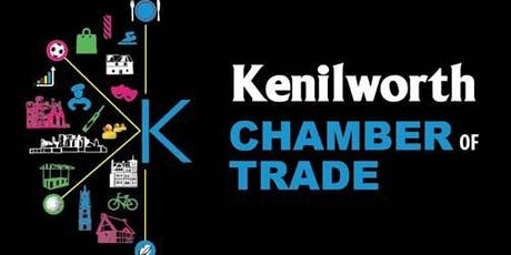 Kenilworth Chamber of Trade - Networking & Business Breakfast with Speaker tickets