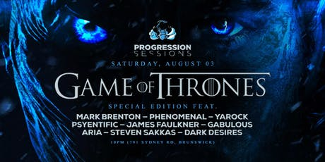 Prog Sesh Game Of Thrones Night tickets