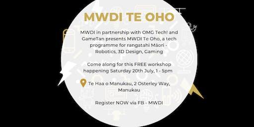 Te Oho Rangatahi Tech Workshops