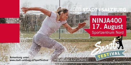 SportTESTIVAL - NINJA400 Tickets
