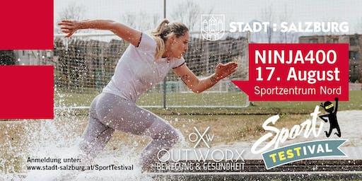 SportTESTIVAL - NINJA400