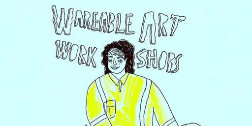 Coal Hole Workshop: Wareable Art + Hi Viz