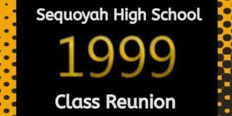 Sequoyah High School Class 1999 Reunion tickets