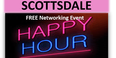 8/20/19 PNG Scottsdale FREE Happy Hour Networking Event tickets