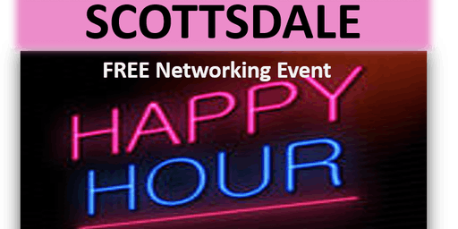 8/20/19 PNG Scottsdale FREE Happy Hour Networking Event