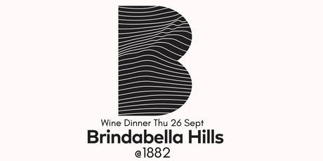 Brindabella Hills Wine Dinner tickets