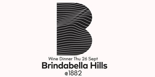 Brindabella Hills Wine Dinner