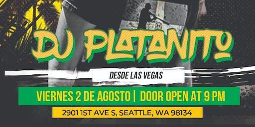 PLATV presenta DJ PLATANITO