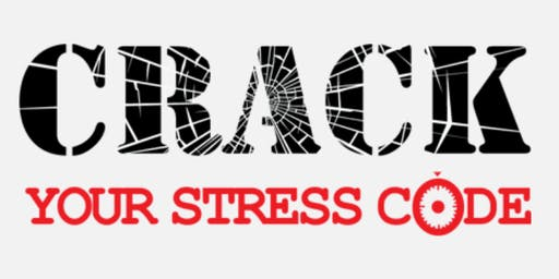 Crack Your Stress Code presented by Damian Kristof