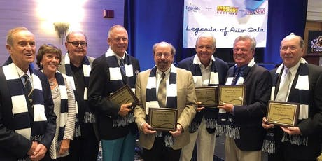 2019 Legends of Auto Gala - Presented by Mecum Auctions & Global Auto News tickets