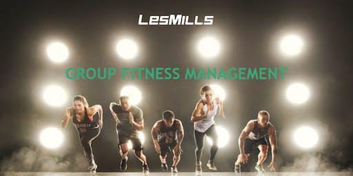 Les Mills Group Fitness Management Seminar WA