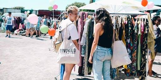 Summer Vintage Kilo Sale • Malmö • VinoKilo