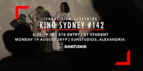 Kino #142 tickets