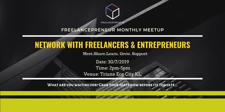 Freelancepreneur: Freelancer meetup (FREE EVENT) tickets