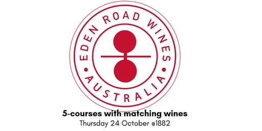 Eden Road Wine Dinner