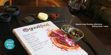 Books + Booze: Food and Winelovers' book club tickets