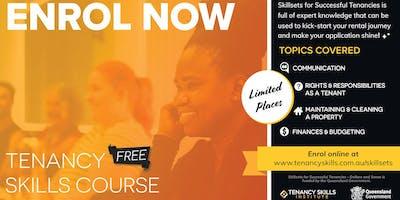 Ipswich Tenancy Skills Course