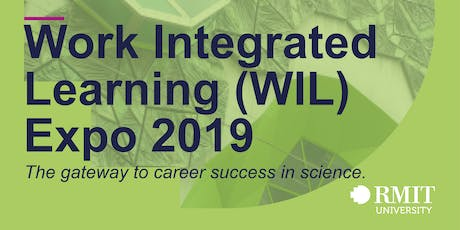 RMIT Work Integrated Learning (WIL) Expo tickets