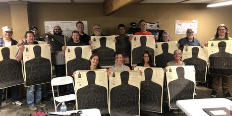 16 Hour IL Concealed Carry Course tickets