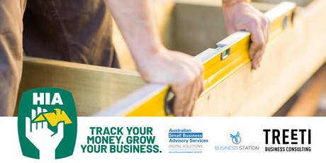 Track your money. Grow your business. [Darwin HIA NT Workshop] tickets