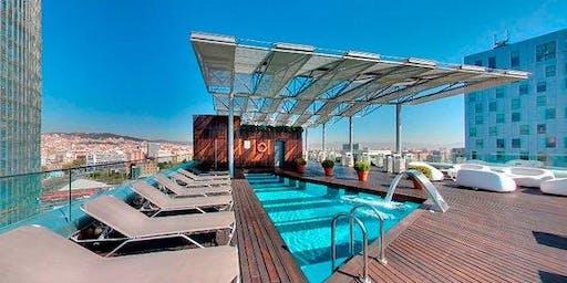 Fiesta de los 80´s en el mejor rooftop|The Gates Hotel. Entrada libre