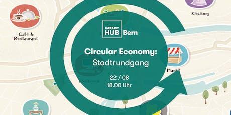 Circular Economy: Stadtrundgang Tickets