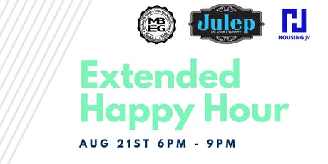 Impact Investing Extended Happy Hour tickets