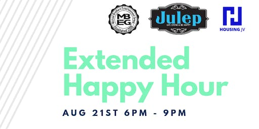 Impact Investing Extended Happy Hour
