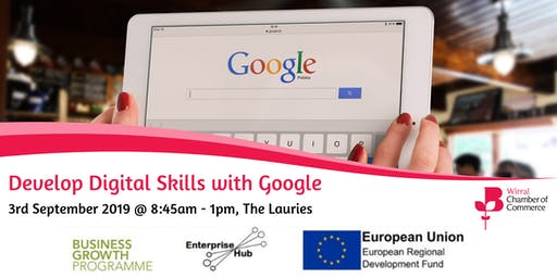 Develop Digital Skills with Google