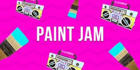 Paint Jam tickets