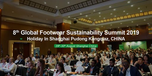 Global Footwear Sustainability Summit 2019