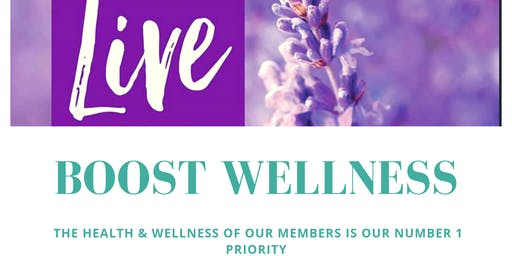 Build your Biz by Boosting Wellness - Galway - 6th of August