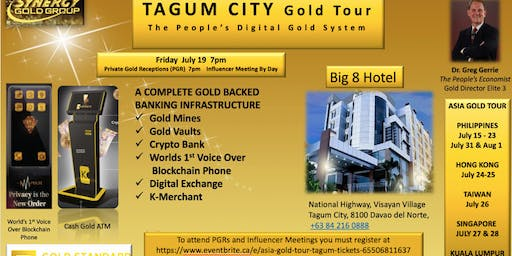 Asia Gold Tour-TAGUM