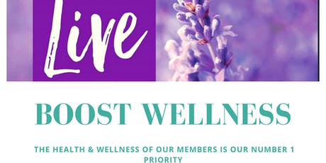 Build your Biz by Boosting Wellness - Dublin - 7th of August tickets