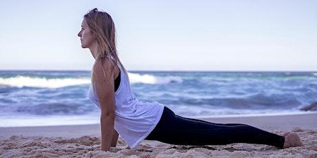 Open Yoga tickets