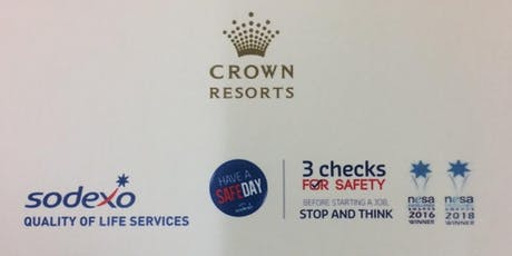 Combined Crown Perth and Sodexo Remote Sites Jobs Information Session tickets