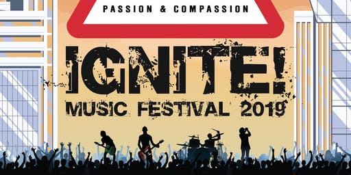 IGNITE! Music Festival 2019 Main Festival Showcase