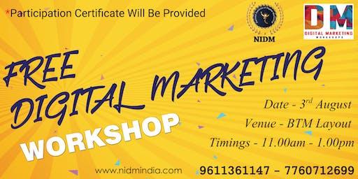 Advanced Digital Marketing Workshop