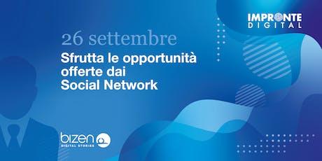 Sfrutta le opportunità offerte dai Social Network [Padova] biglietti