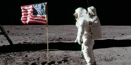 BYO Lunch and discover: 50th Anniversary of the moon landing tickets