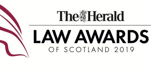 The Herald Law Awards of Scotland